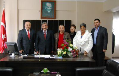MHP İl Yönetim Kurulu'ndan Yalova İl Müftülüğü'ne ziyaret
