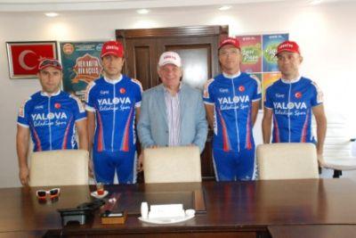 Dünya Şampiyonası Elemelerine Katılacak Bisiklet Takımımız Yola Çıktı
