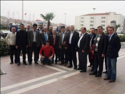 Kırım Türkleri Tepreşte Buluşacak Milli Önder Kırımoğlu'nun İsmi Parka Veriliyor