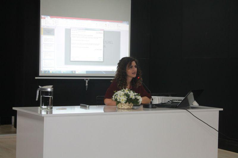 Yalova, 'Kültürel Miras Unsurlarının Korunması' söyleşisi gerçekleşti
