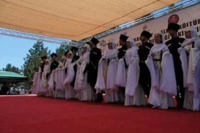 Çiftlikköy Kafkas Kültür Derneği, Eskişehir'de büyüledi
