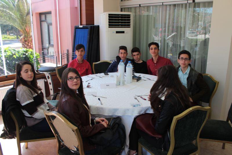 Şaban Temüge Mesleki ve Teknik Anadolu Lisesi'nden pilav günü