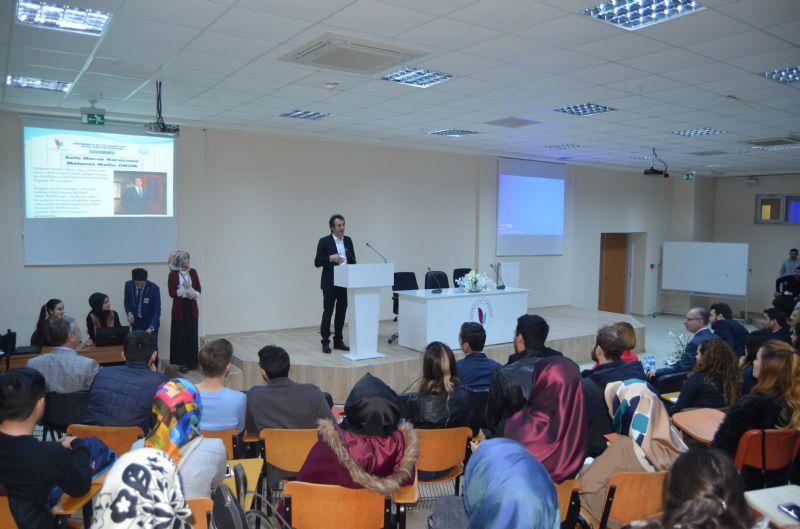 Girişimcilik ve kariyer toplantısı gerçekleştirildi