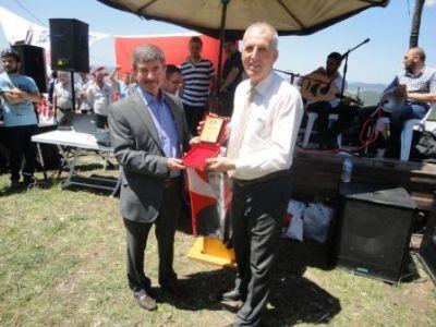 Fulacıklılar Derneği'nden, Şaban Ertan'a madalya