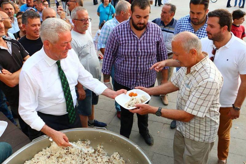 Kazım Karabekir Mahallesi Karanfil Evi Yılsonu Sergisi Açıldı