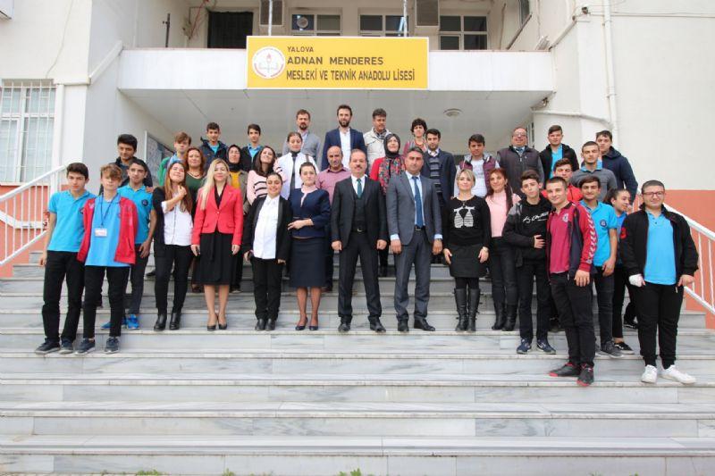Ali Tosun İngilizce Panayırı'nda