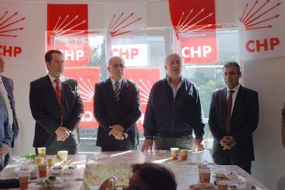 İsmail Toprak, CHP Altınova Belediye Başkan aday adaylığını açıkladı