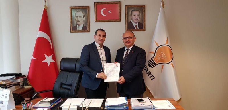 Hüseyin Uygun AK Parti'den Yalova Belediye Başkanlığı'na talip