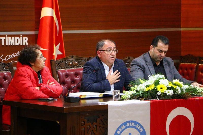 Yalova Belediyesi'nde SDS imzaları atıldı
