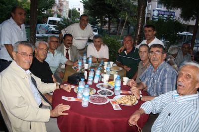 Yalova'daki Siirtliler iftarda buluştu