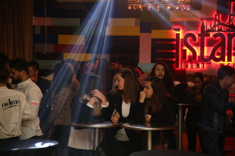 Yalova'nın ilk ve tek gece kulübü 'MEKAN YALOVA' açıldı