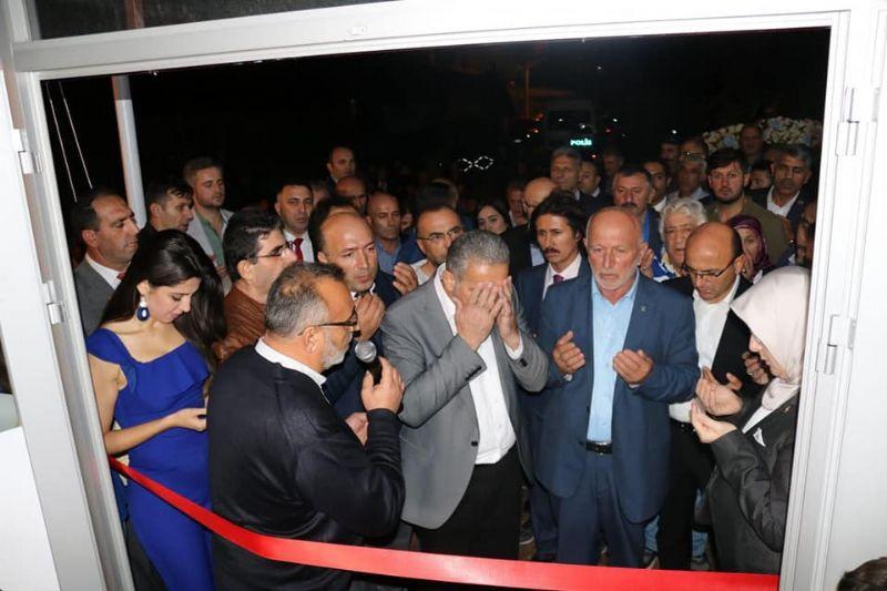 Erzurumlular Derneği Lokali'nden görkemli açılış