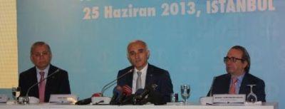 """MÜSİAD """"2013 Türkiye Ekonomisi Raporu"""" nu Açıkladı"""