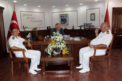Dırman'dan Başkan Koçal'a Veda Ziyareti