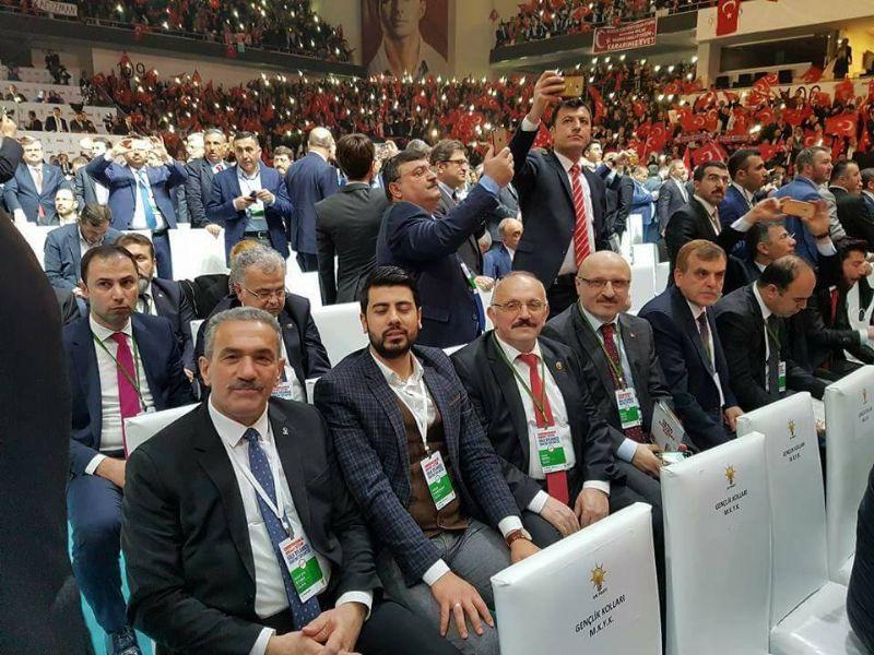 AK Parti Yalova'dan Ankara çıkartması