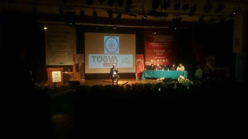 Yalova Eğitim Bir Sen'den Konferans