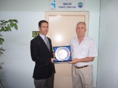 Taşköprü Belediyesi'nde İşkur hizmet noktası açıldı