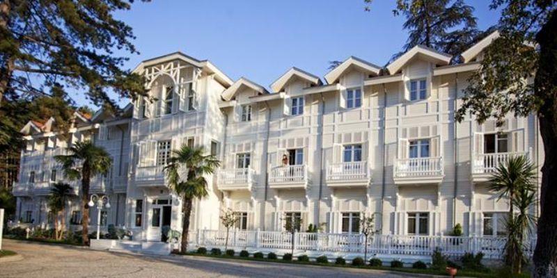 """Türkiye'nin en iyi yönetilen butik oteli """"Limak Thermal Boutique Hotel"""" seçildi"""