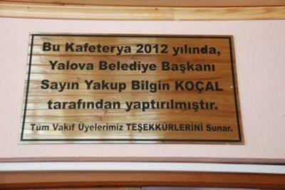 Başkan Koçal'dan Hacı Bektaş Veli Derneği'ne Ziyaret