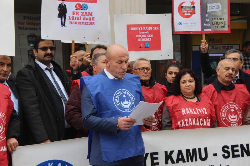 Cumhurbaşkanı Recep Tayyip Erdoğan'a dilekçe…