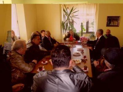 Özel, 'TUFAG Yalova'nın En Önemli Sivil Toplum Kuruluşudur'