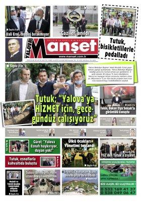 Manşet Gazetesi - 24.09.2020 Manşeti