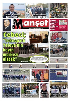Manşet Gazetesi - 03.12.2020 Manşeti