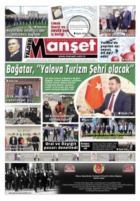 Manşet Gazetesi - 22.04.2021 Manşeti