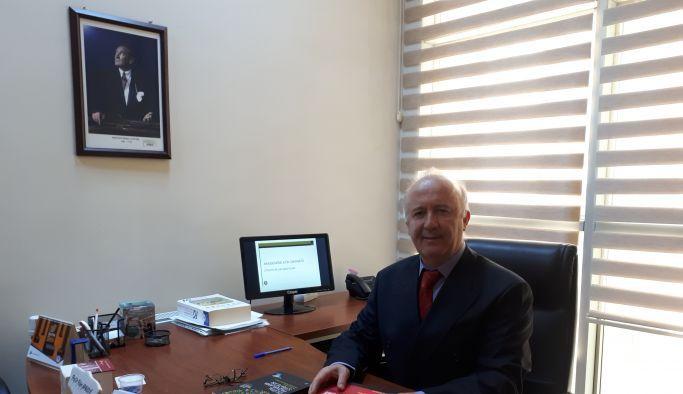 Prof. Dr. Fahri Apaydın'dan büyük başarı